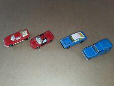 Lot 4 X véhicule  Majorette voiture B