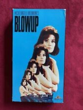 MICHELANGELO ANTONIONI'S BLOWUP - VHS