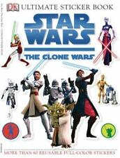 Ultimate Sticker Book: Star Wars: The Cl