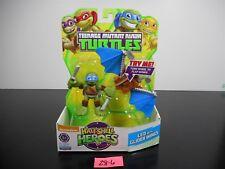 BRAND NEW!! TMNT HALF-SHELL HEROES ~ LEO WITH GLIDER WINGS ~ NINJA TURTLES 28-6