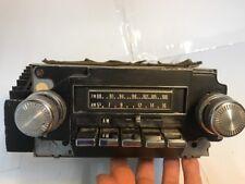 Vintage Delco Model 25CFMT3 Car Radio