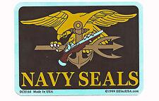 U.S. NAVY - NAVY SEALS - FOIL STICKER