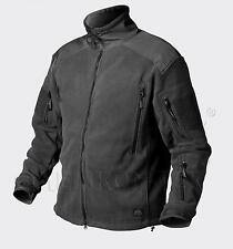 HELIKON TEX LIBERTY 390er HEAVY FLEECE JACKET OUTDOOR JACKE BLACK SCHWARZ XLarge