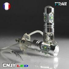 2 AMPOULE LED H3 CREE XTB 25W 6000K BLANC 12V ANTI BROUILLARD FOGLIGHT FEUX JOUR