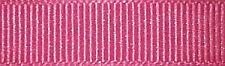 6mm Berisfords Shocking Pink Grosgrain Ribbon 20m Reel