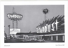 "~Post Card~""Famous Stardust"", Las Vegas--Last Hotel built in the 1950's-- (A6-2)"