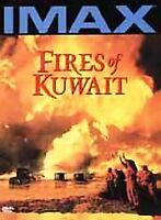 Fires of Kuwait (IMAX) (DVD, 2001)  Pre-owned