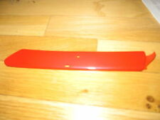NOS 1993 1994 FORD TEMPO MERCURY TOPAZ FRONT FENDER TRIM MOULDING RH RED