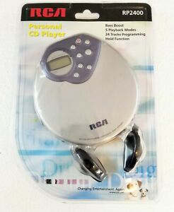 RCA RP2400 Personal CD Player -