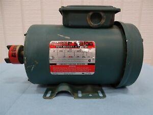 Reliance P14H1401P-NX A-C Motor Frame: FJ145T 1730RPM 2HP 208-230/460-480V 60HZ