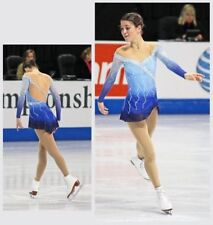 2017 New Style Ice Figure skating dress Ice skating dress for competition p366