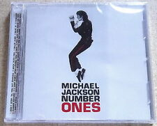 MICHAEL JACKSON Number Ones SOUTH AFRICA Cat#: CDEPC6735 *SEALED*