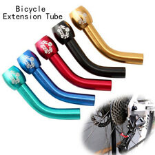 Mountain Road Bike Foldable After The Bicycle Wire Conduit Alloy Rear Line Tube*