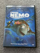 Finding Nemo DVD 2-Disc Collector's Edition Widescreen Like New Free Shipping