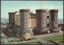 AA5417 Napoli - Città - Maschio Angioino - Cartolina postale - Postcard