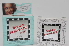Benefit Hello Flawless Custom Powder Cover Up For Face Spf 15 -Nutmeg - 0.25 Oz