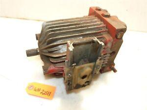 Wheel Horse C-105 C-125 C-145 C-165 Tractor Transmission