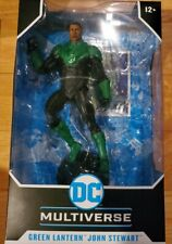 DC Multiverse Green Lantern John Stewart Rebirth McFarlane Toys