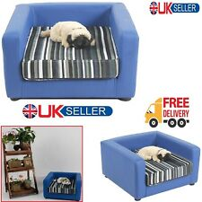 Modern Pet Sofa Bed Seat Dog Cat Kitty Puppy Couch Soft Cushion Chair Armchair