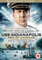 USS Indianapolis: Men of Courage DVD (2017) Nicolas Cage, Van Peebles (DIR)