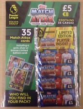 Match Attax EPL 2018/19 ~ Multipack ~ Inc 35 Cards Inc Limited Edition