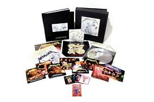 Metallica and Justice for All Deluxe Edition Boxed Set Vinyl LP Album