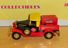 "Matchbox Collectibles YPC05 1930 FORD MODEL A PICKUP ""COCA-COLA"""