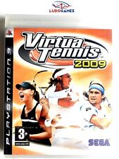 Virtua Tennis 2009 PS3 Playstation Nuevo Precintado Precinto Roto Sealed New SPA