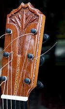 Concert Flamenco guitar Juan Montes Rodriguez Brazilian Rosewood Unique