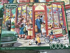 falcon deluxe 1000 piece jigsaw puzzles The Toy Shop