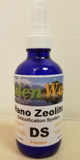 Eden Way NANO Zeolite Spray Detoxification System 4 oz  FREE SHIPPING