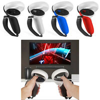 Silicone Handle Grip Cover Protective Sleeve Cover for OculusQuest2 Controller