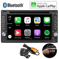 "6.2""Car Stereo CarPlay Autoradio DVD Player Radio Touch Screen For IOS Apple 8p"