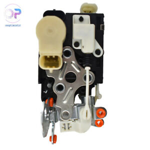 Door Latch & Actuator Left Front For Chevy S10 GMC Sonoma 15066132  931260