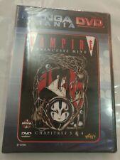 Dvd Vampire Princesse Miyu Manga Mania