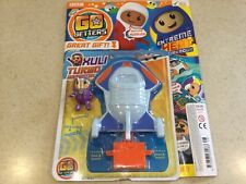 CBEEBIES GO JETTERS MAGAZINE #28 - AUGUST 2018 WITH GIFTS ~ NEW ~