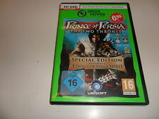 PC PRINCE OF PERSIA: the Two Thrones-Special Edition (incl. the Sands of Tim