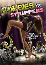 Zombies vs Strippers DVD, Full Moon Features, Charles Band