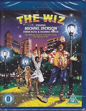 The Wiz - starring Michael Jackson, Diana Ross New & Sealed UK Blu-ray