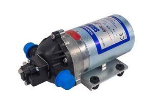 Shurflo Hi Pressure 107psi 12v Chemical Water Spray pump Weed Sprayer Silvan
