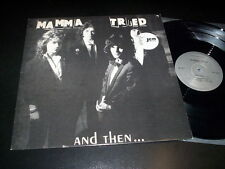 """Mamma Tried """"And Then ..."""" MLP Pink Pudding Records  – MT-101 Usa 1984"""