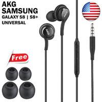 OEM Orginal Samsung S8 S9 AKG Stereo Headphones Handsfree Earphone In Ear Earbud