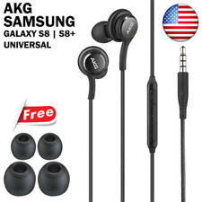 OEM Orginal Samsung S8 S9 AKG Stereo Headphones Handsfree Earphone In Ear Earbud