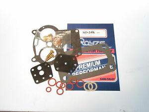 Carburetor Repair Kit Fits Alfa Romeo Giulia & Lancia Flavia New Royze   SO-24K