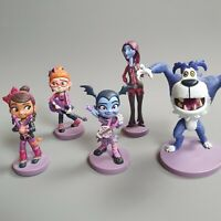 Vampirina figure toy playset Bundle Wolfie Oxana bridget Poppy Disney Junior