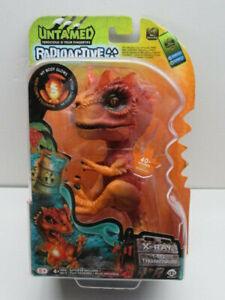 Untamed Radioactive X- Ray T- Rex Tyrannosaure Tyrannosaurus Rex Fingerlings!