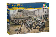 Steyr Rso/01 With Germ. Soldiers Kit ITALERI 1:35 IT6549