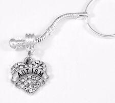 Autism jewelry Autism key chain Autism gift Autism Present Autism keychain
