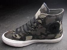 Converse All Star Chuck 42 Noir Blanc Gris Camouflage 8,5 Gen 2 excellent état