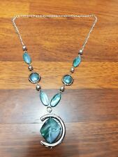 Fashion Jewellery Green Necklace
